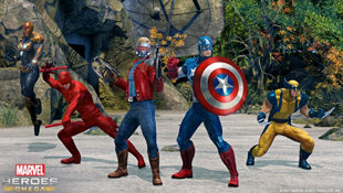 Marvel Heroes Omega Screenshot 8