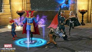 Marvel Heroes Omega Screenshot 9