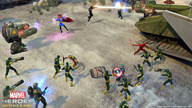 Marvel Heroes Omega Screenshot 10