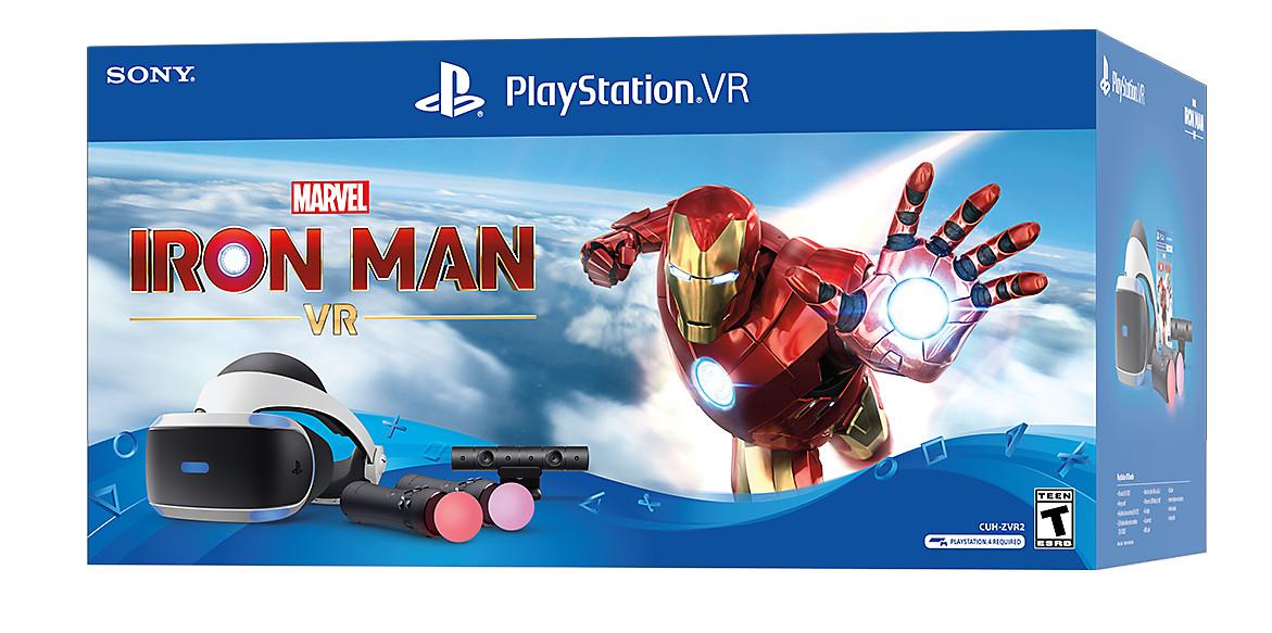 Marvel Iron Man VR Bundle