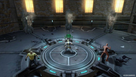 Marvel™: Ultimate Alliance 2 Trailer Screenshot