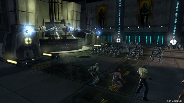 Marvel: Ultimate Alliance 2 Screenshot 7