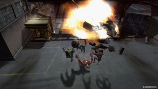 Marvel: Ultimate Alliance 2 Screenshot 5