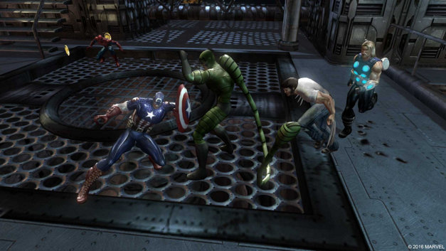 Marvel: Ultimate Alliance Screenshot 10