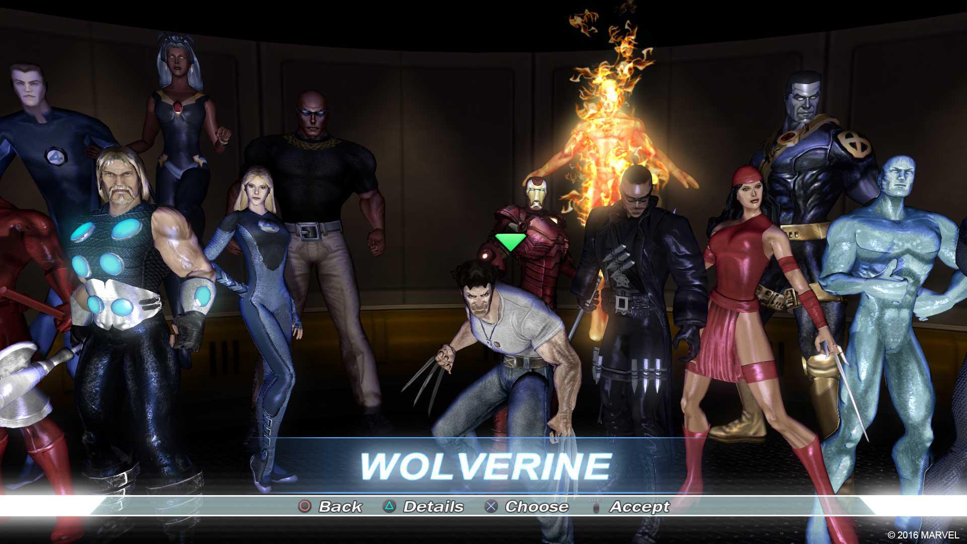 Image result for ultimate alliance
