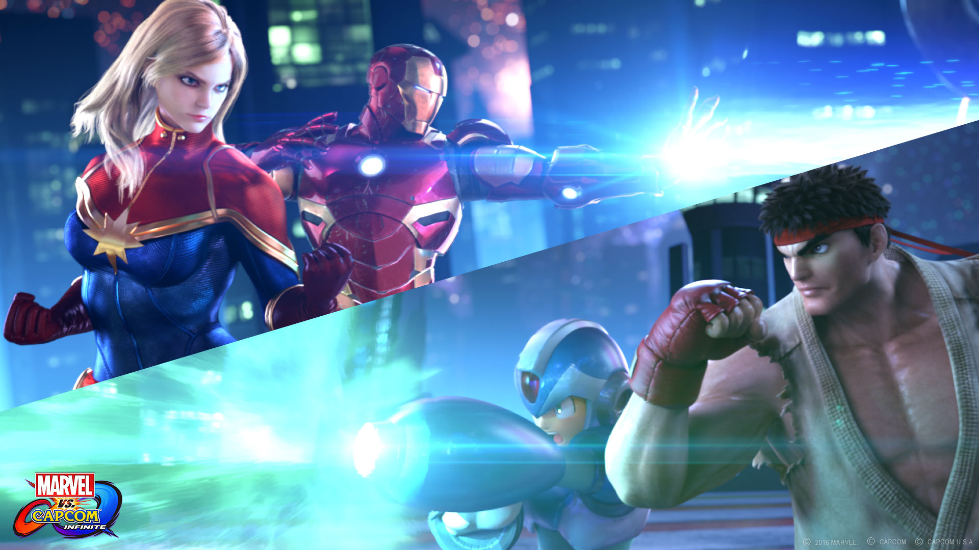 Image result for marvel vs capcom infinite