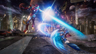 Marvel vs. Capcom: Infinite Screenshot 17