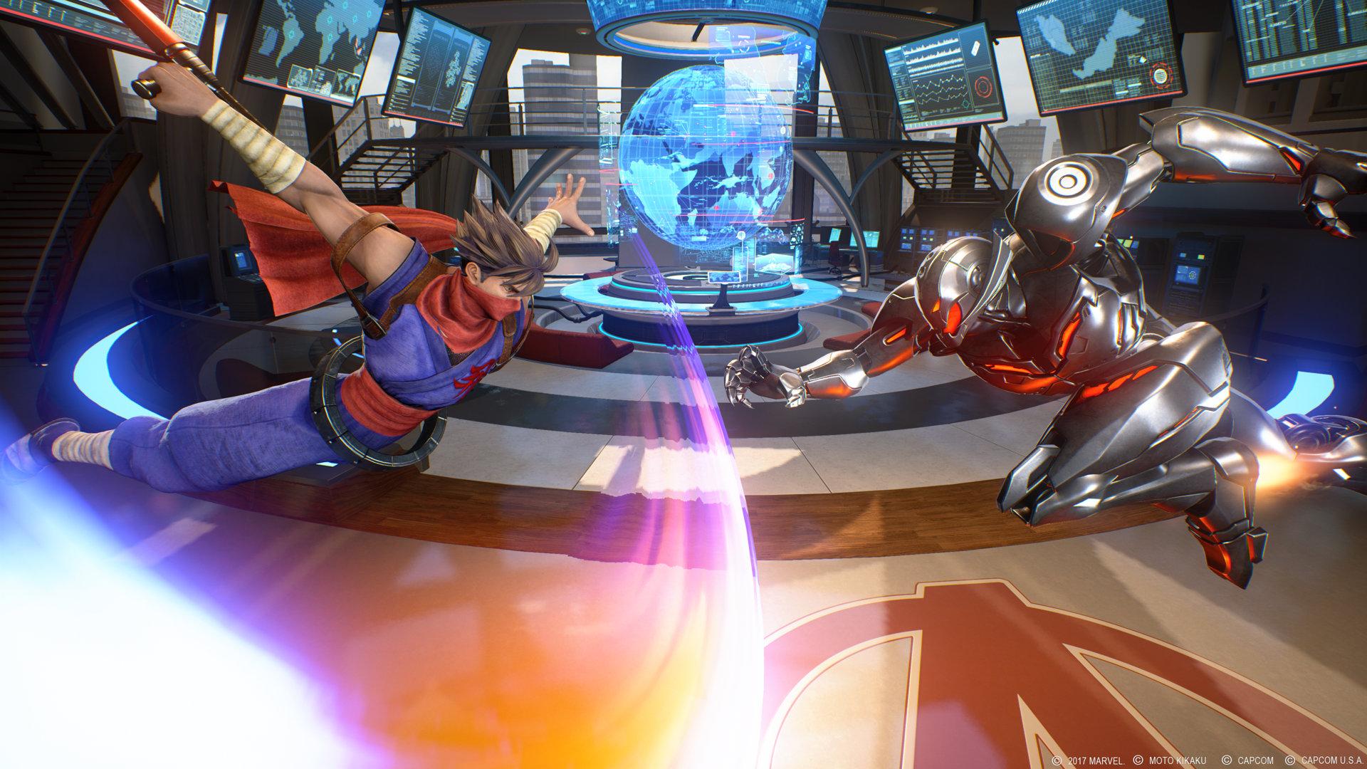 Marvel vs  Capcom: Infinite Game   PS4 - PlayStation