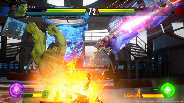 Marvel vs  Capcom: Infinite Game | PS4 - PlayStation