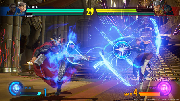 Marvel vs. Capcom: Infinite Screenshot 4