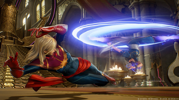 Marvel vs. Capcom: Infinite Screenshot 19