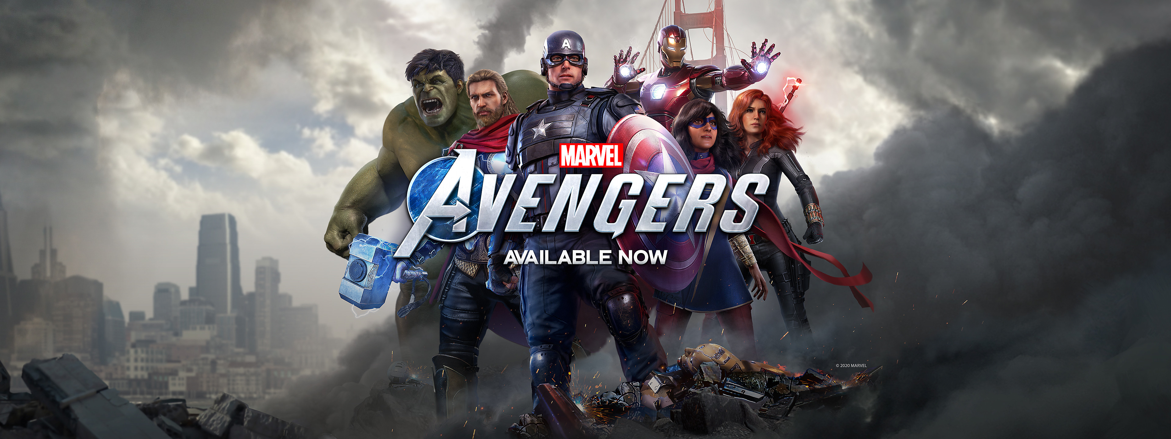 Marvel's Avengers - Pre-Order Now for Beta Access