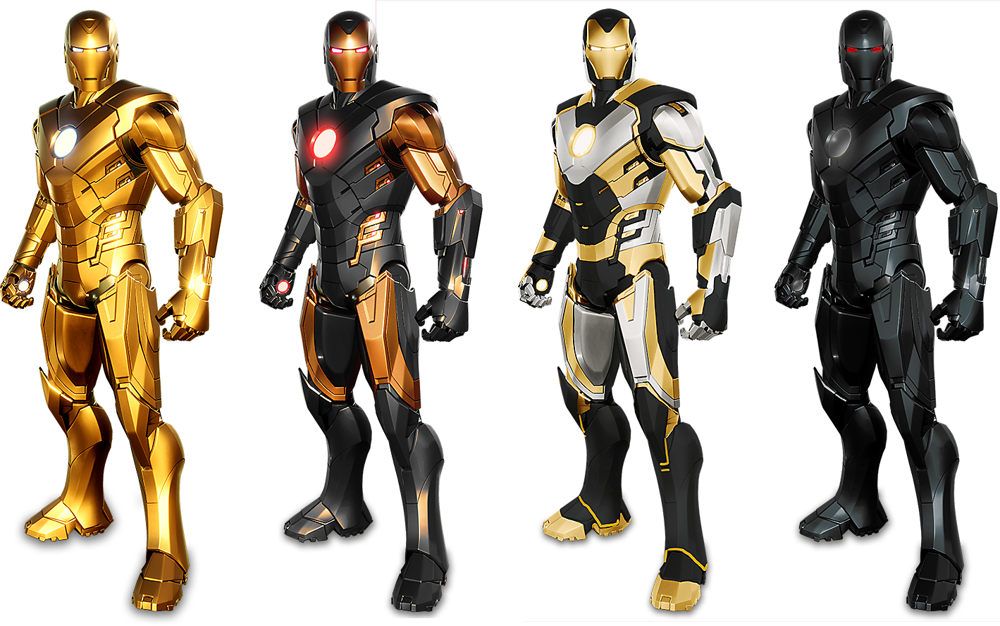 Marvel's Iron Man Digital Deluxe Edition Decos