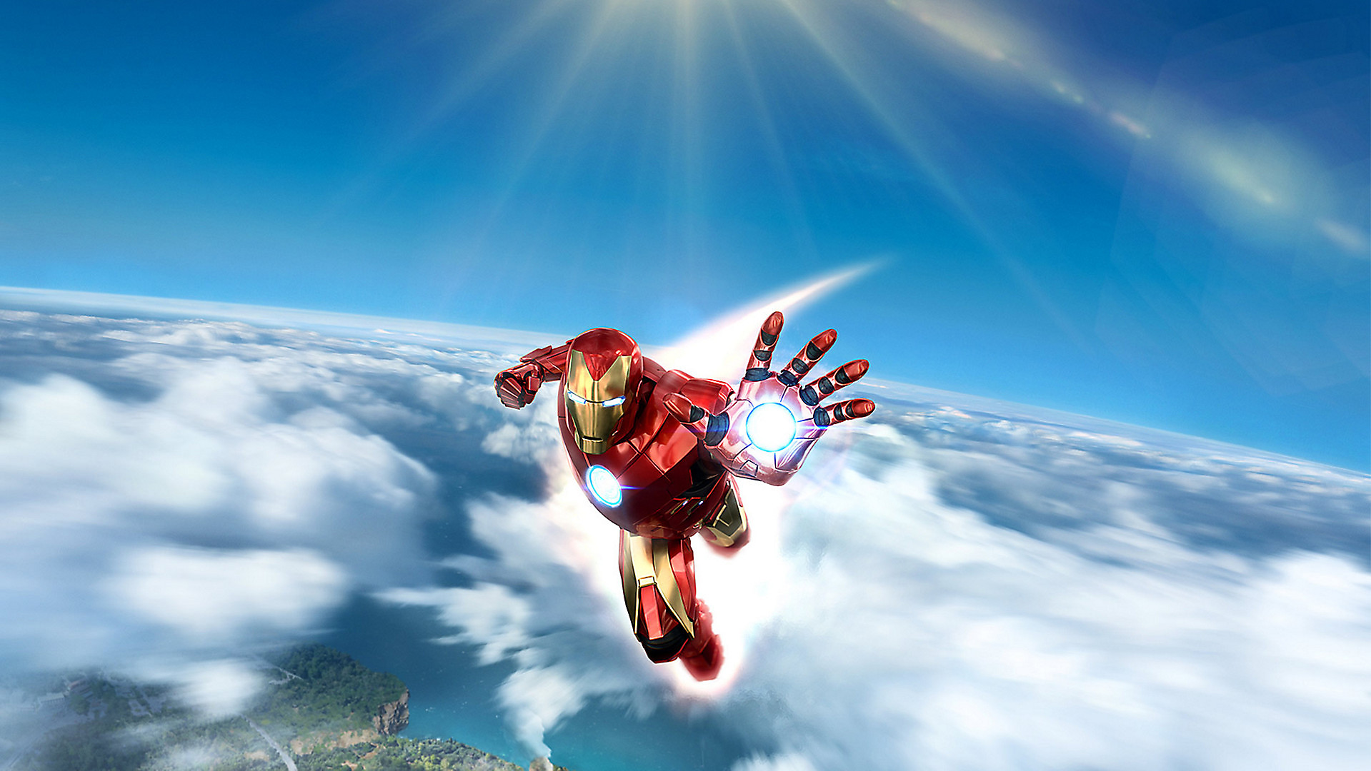 Marvel's Iron Man VR Game - PlayStation