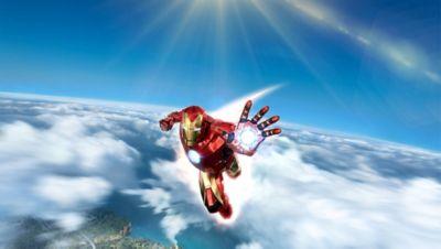 Marvel's Iron Man VR Game - PlayStation