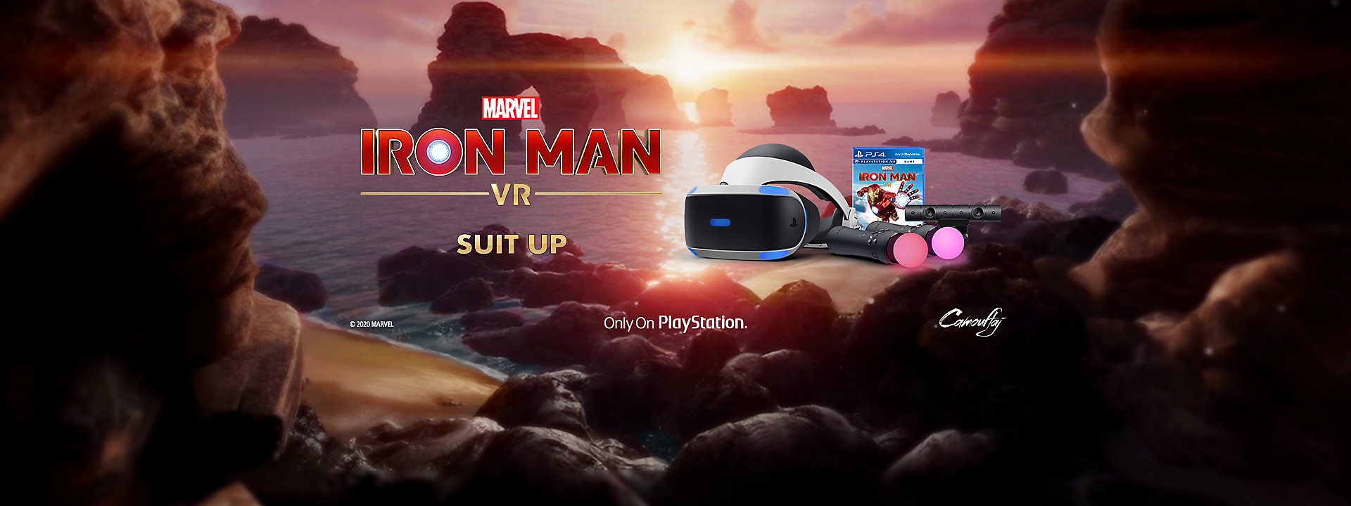 Marvel's Iron Man VR - Now Available