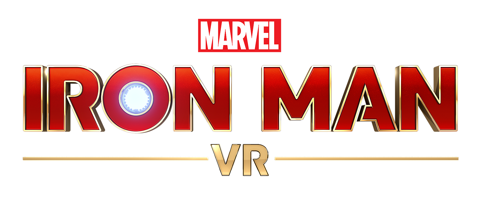 Marvel's Iron Man VR logo