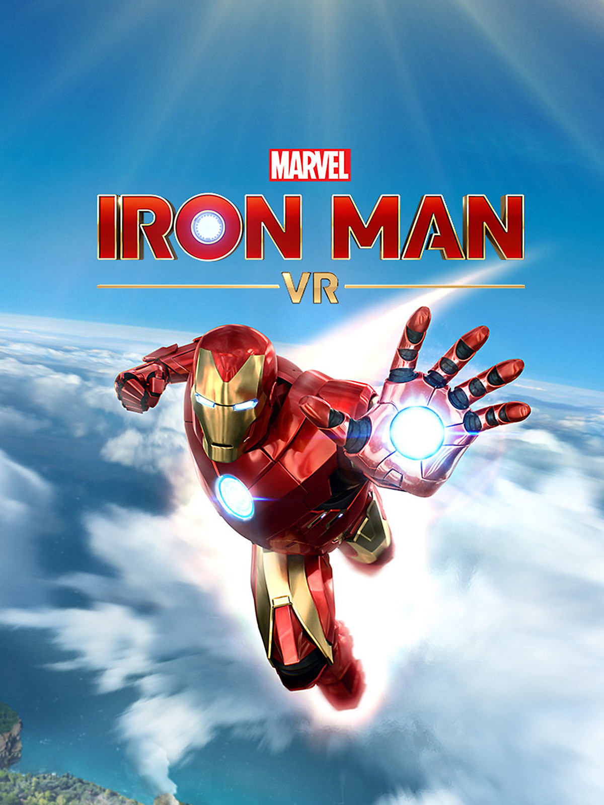 Marvel's Iron Man Box Art