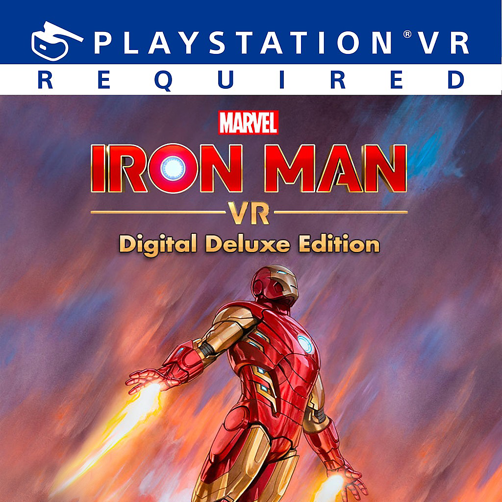 Marvel's Iron Man Digital Deluxe Edition Contents