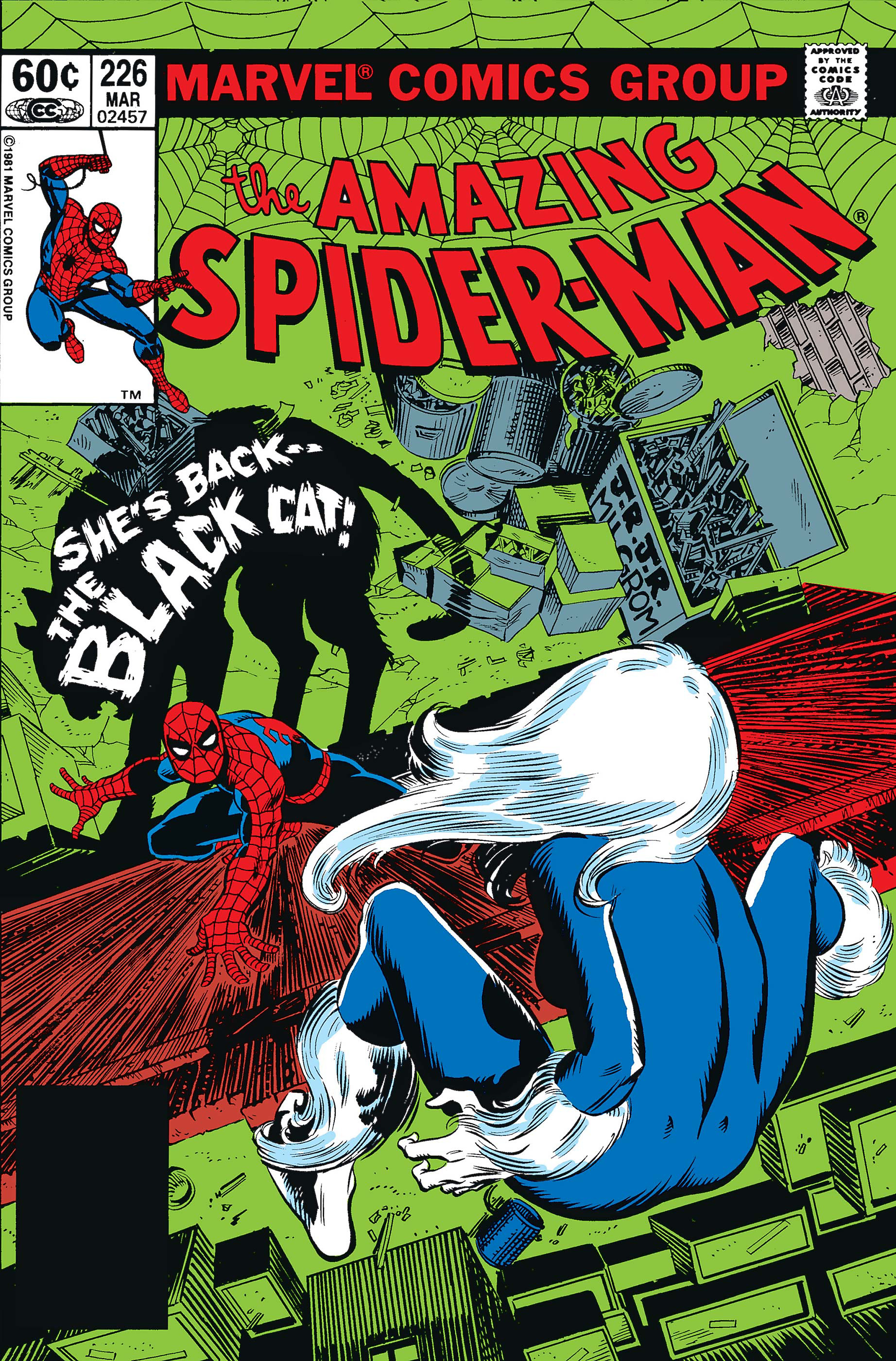 Amazing Spider-Man (1963) #226