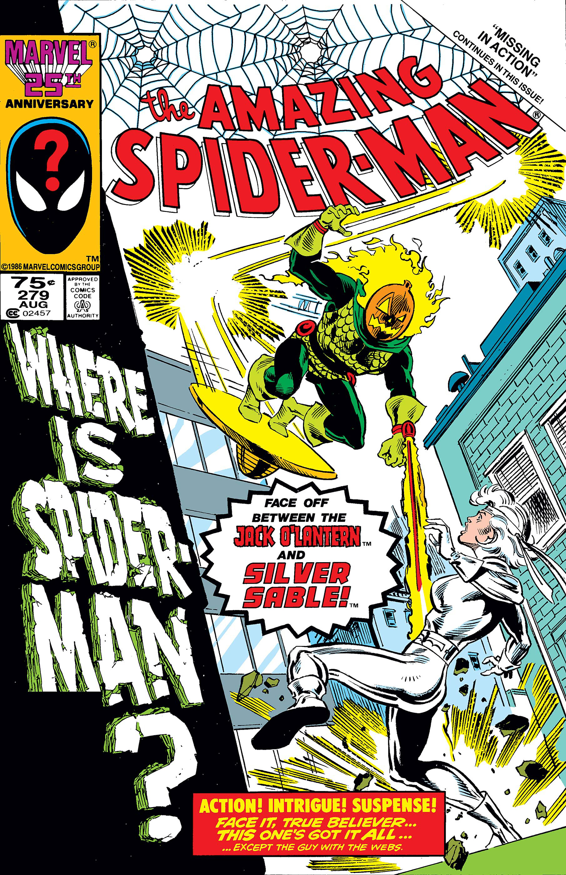Amazing Spider-Man (1963) #279