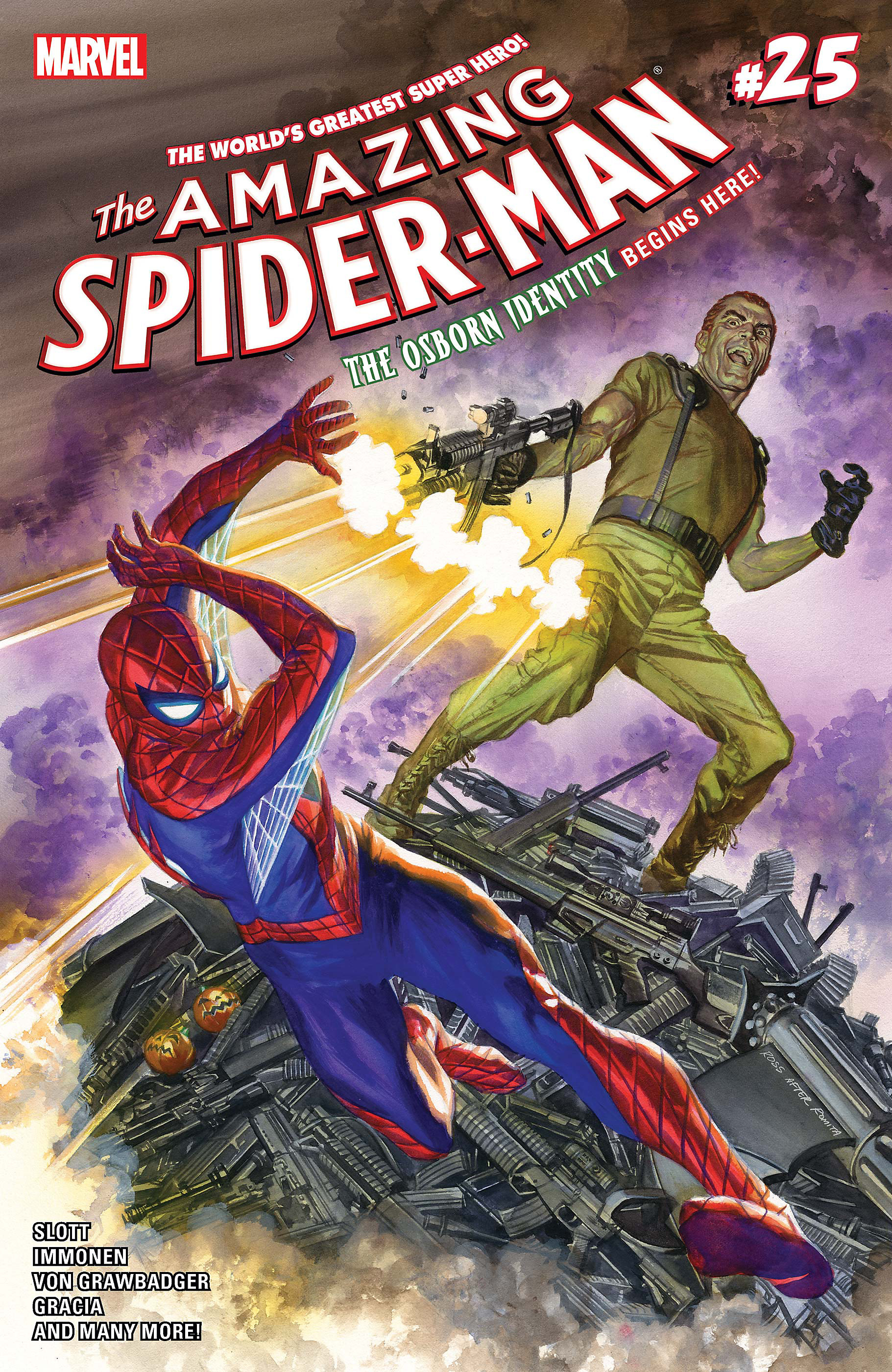 The Amazing Spider-Man (2015) #25