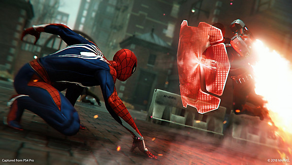 Marvel's Spider-Man: The City That Never Sleeps screenshot