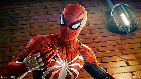 Marvel's Spider-Man: The City That Never Sleeps - Screenshot INDEX