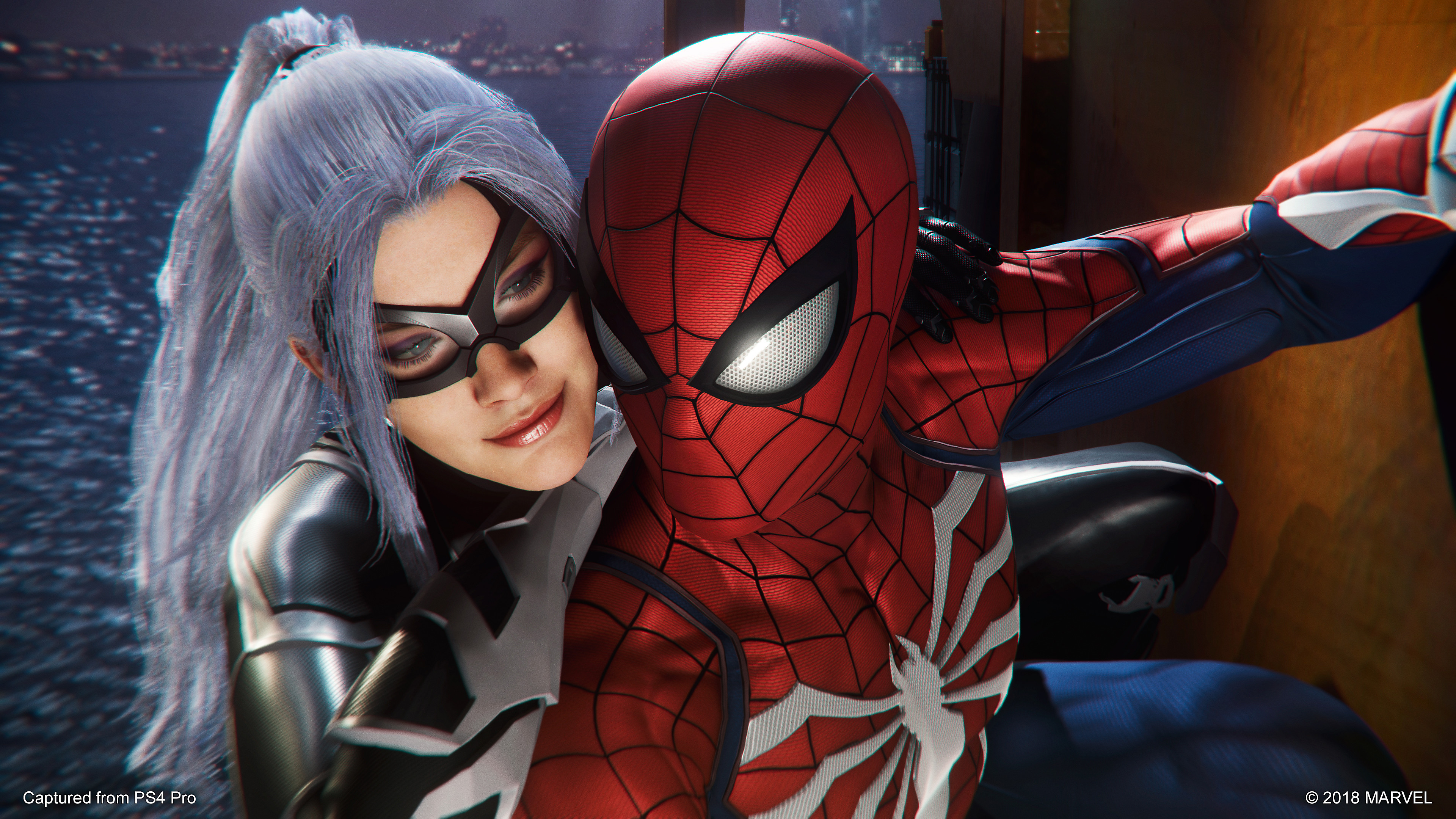 Marvel's Spider-Man - The Heist Screenshot 1