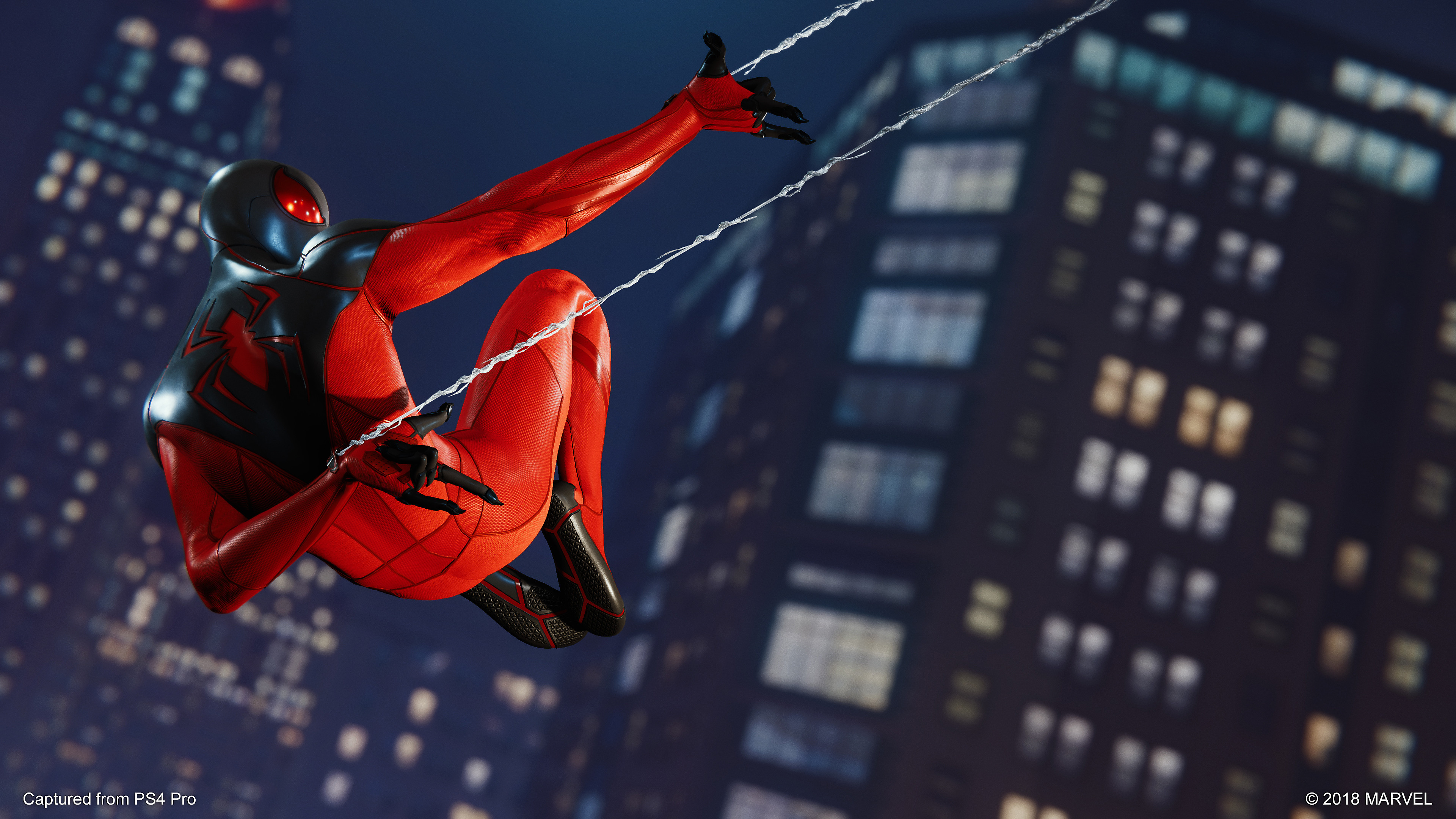 Marvel's Spider-Man - The Heist Screenshot 2