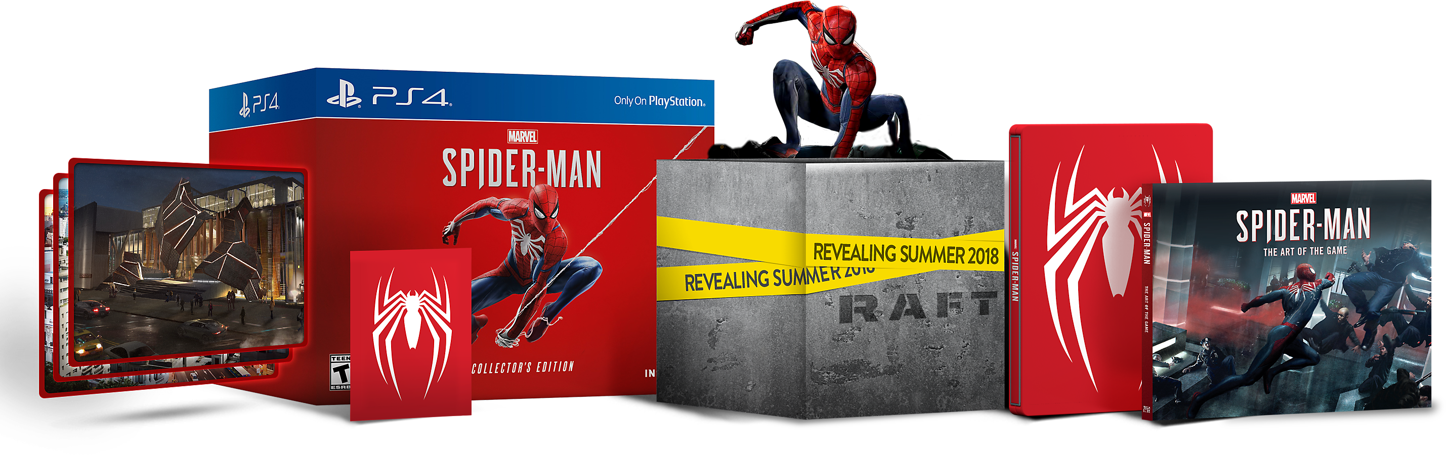 Collector's Edition Box - Marvel's Spider-Man