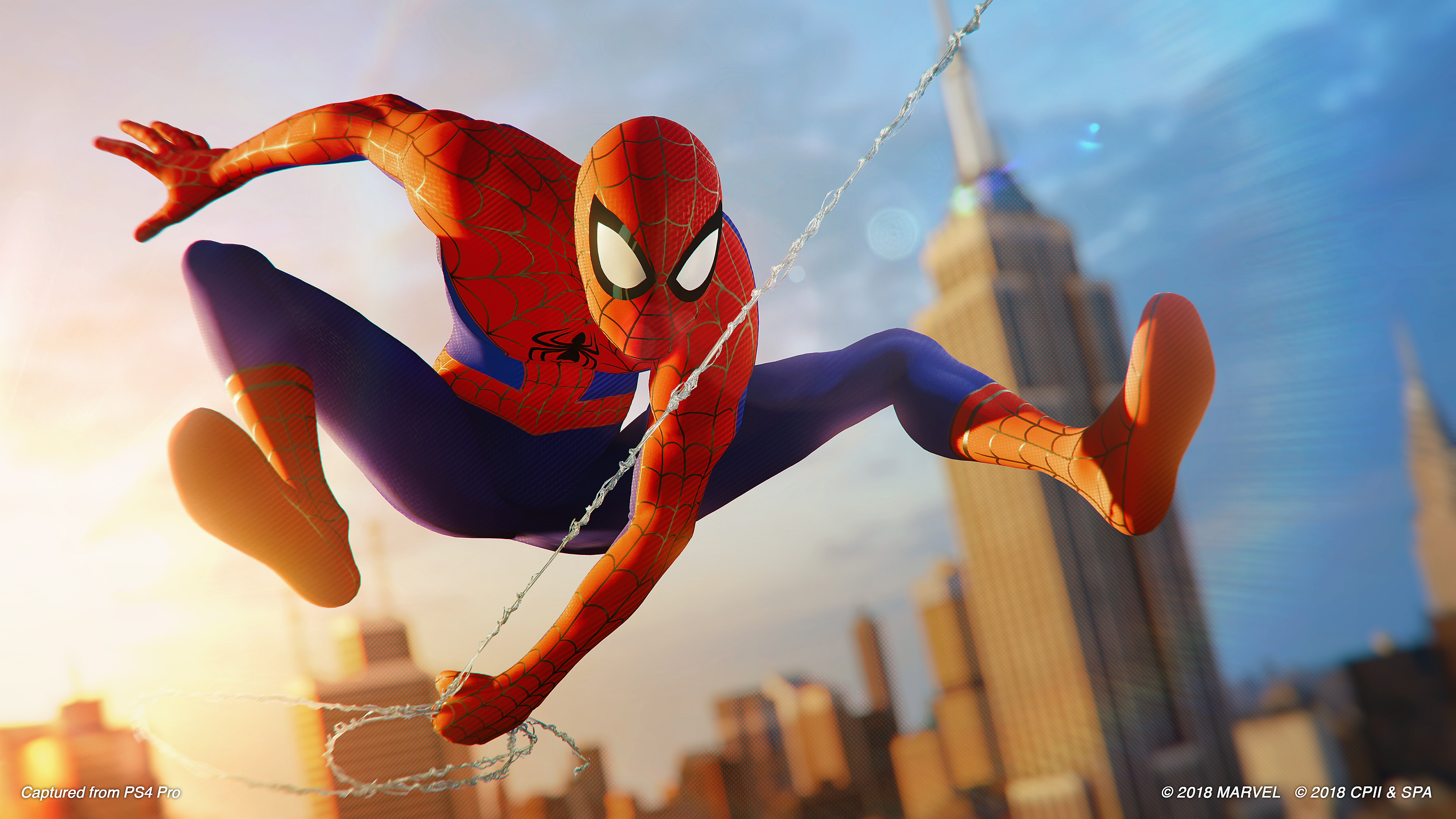 Marvel's Spider-Man: The City That Never Sleeps Game - PlayStation