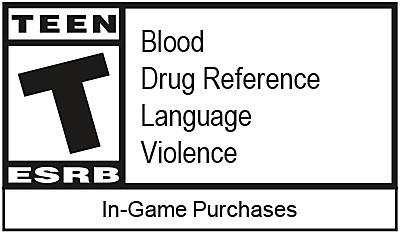 Marvel's Spider-Man ESRB Logo - T for Teen