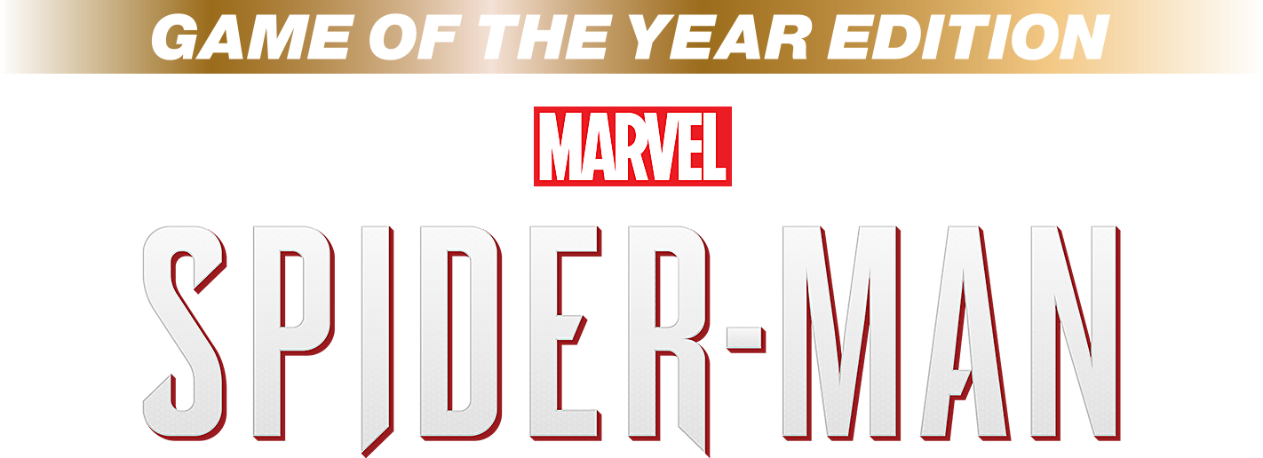 Marvel's Spider-Man: Game of the Year Edition logo