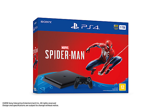 Marvel's Spider-Man PS4 Bundle - Screenshot INDEX