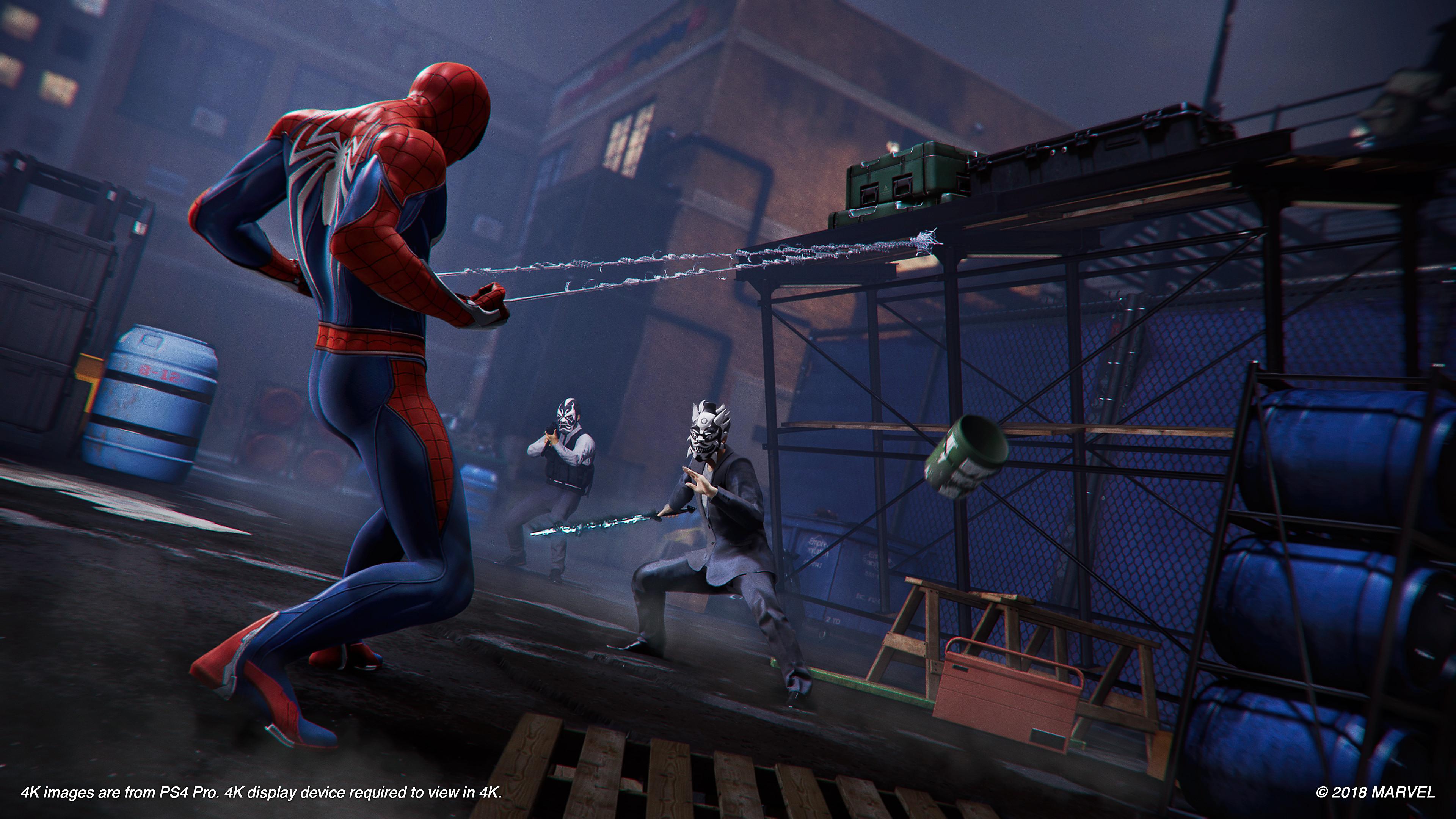 free spiderman games