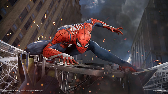 Marvel's Spider-Man screenshot