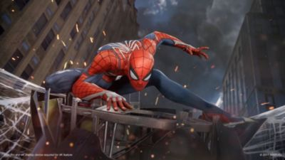 Marvel's Spider-Man Game - PlayStation