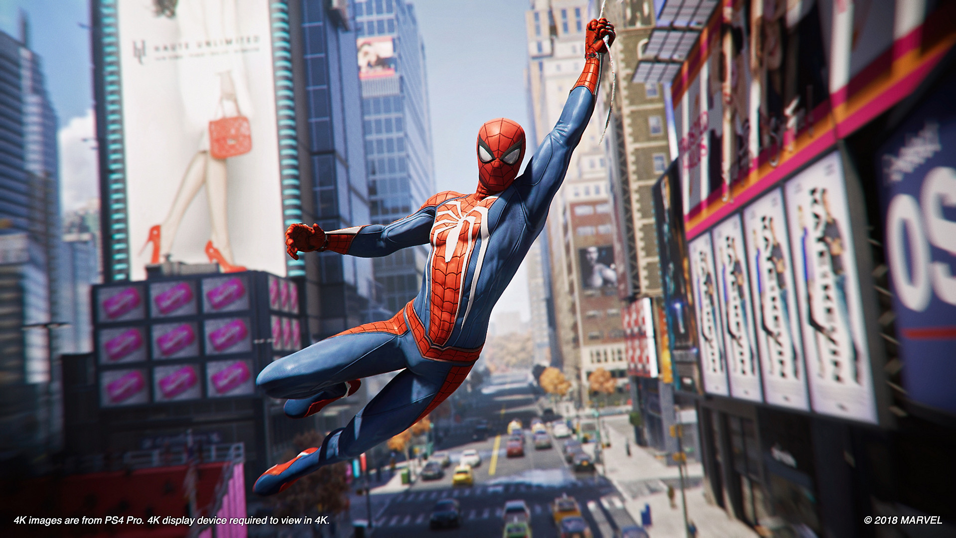 Spider-Man PS4 at E3 Image 1
