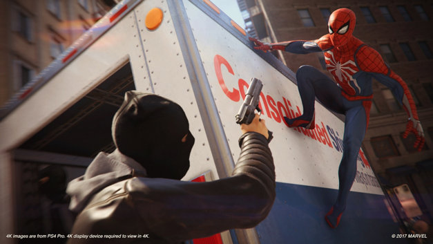 Marvel's Spider-Man Screenshot 1