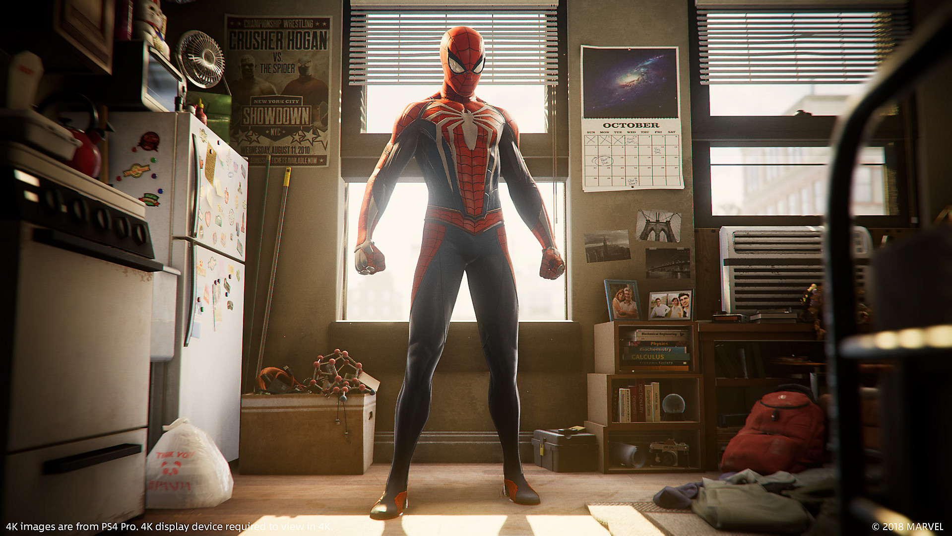 Spider-Man PS4 at E3 image 3