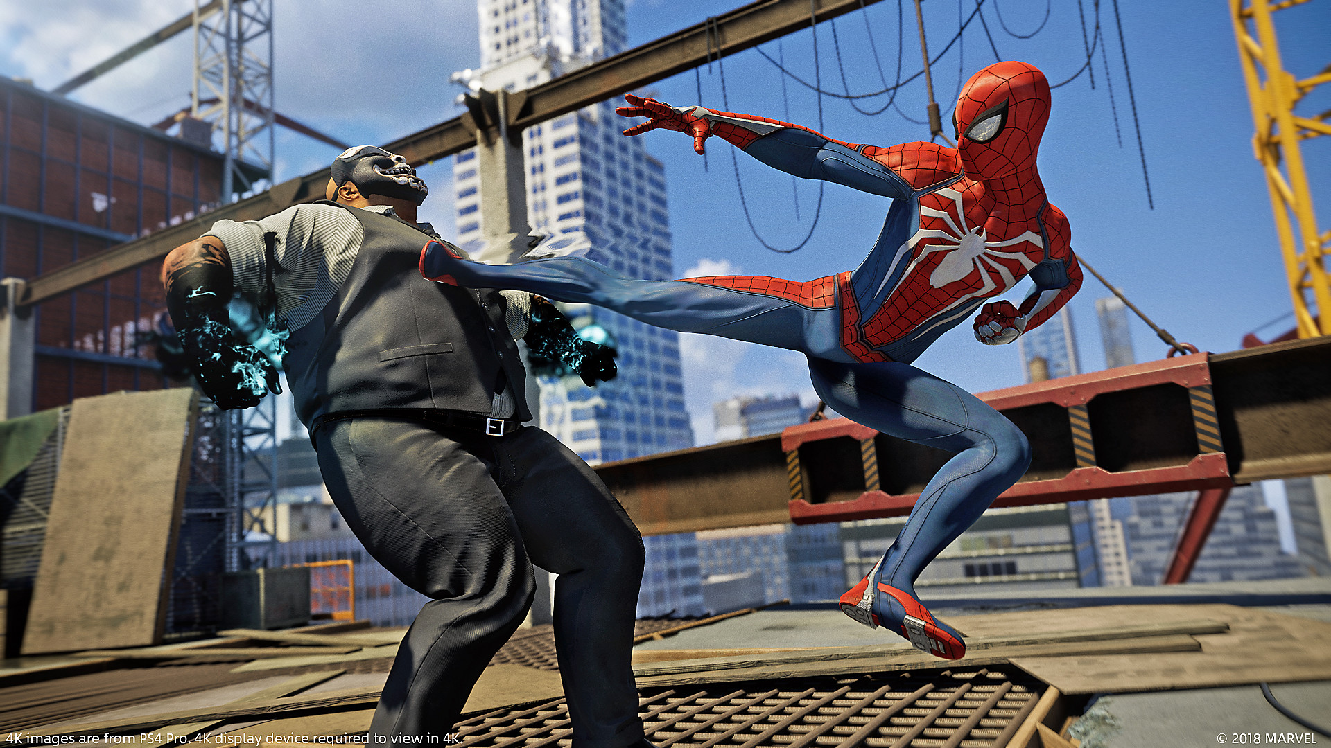 Image result for Marvel's Spider-Man game