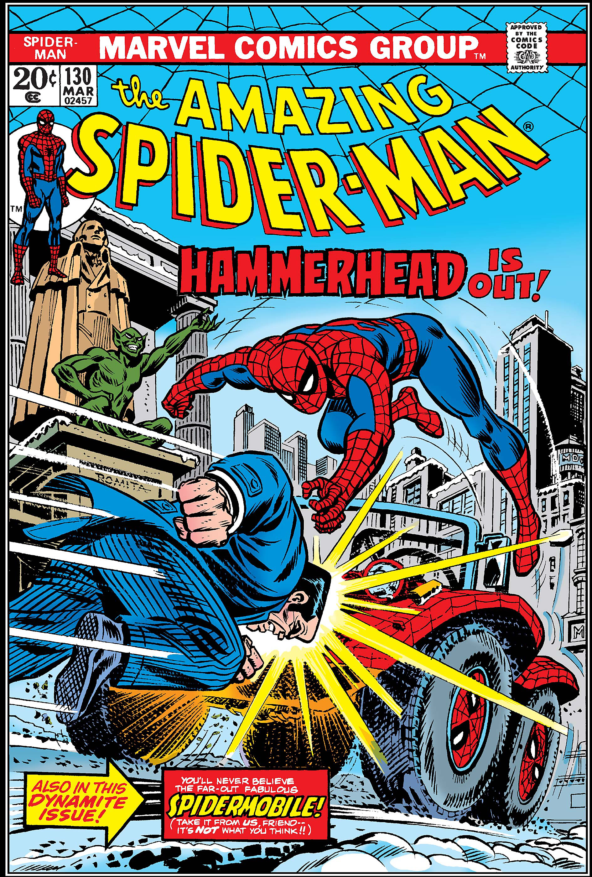 Amazing Spider-Man (1963) #130