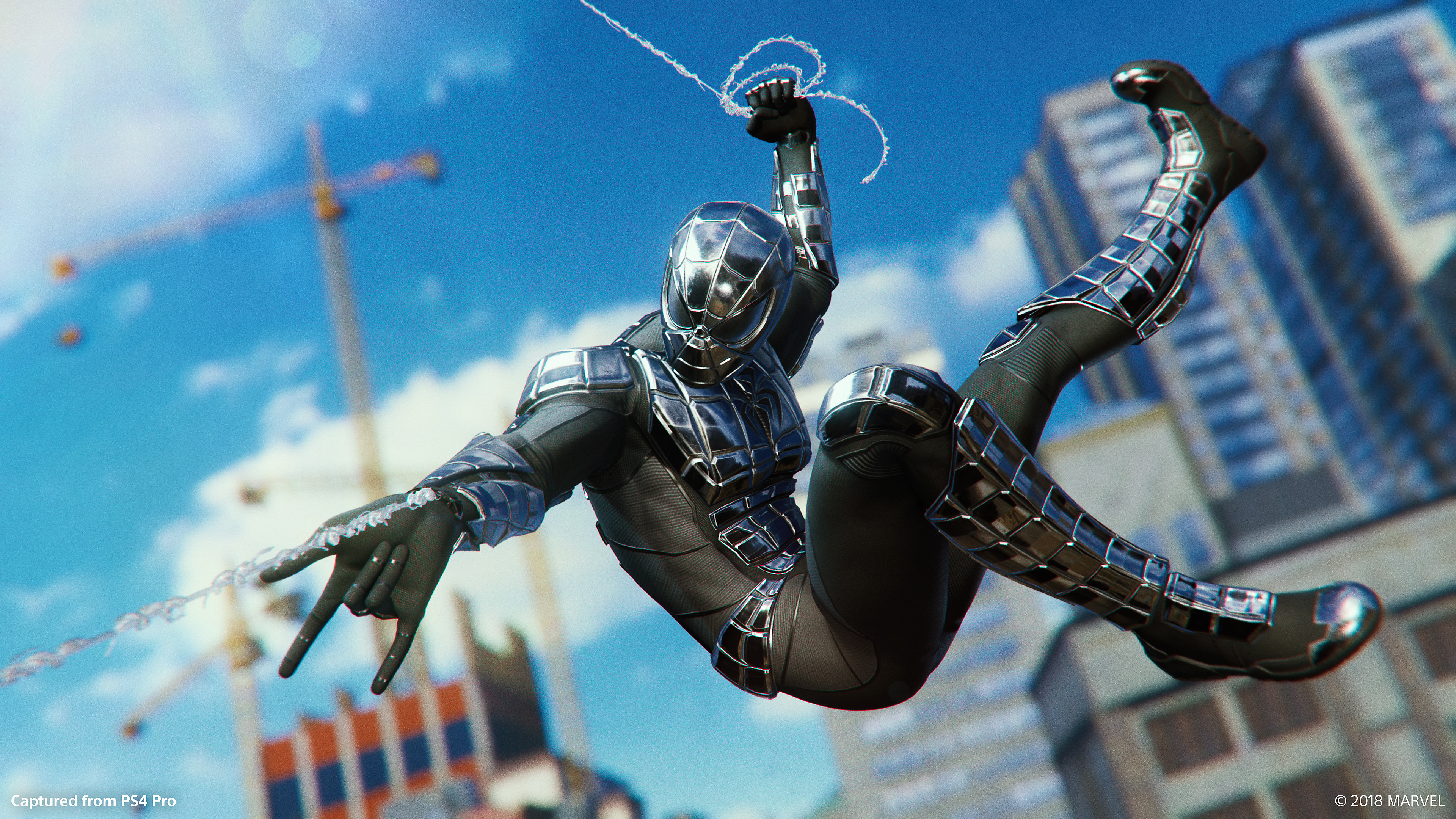 Marvel's Spider-Man - Turf Wars Screenshot 2