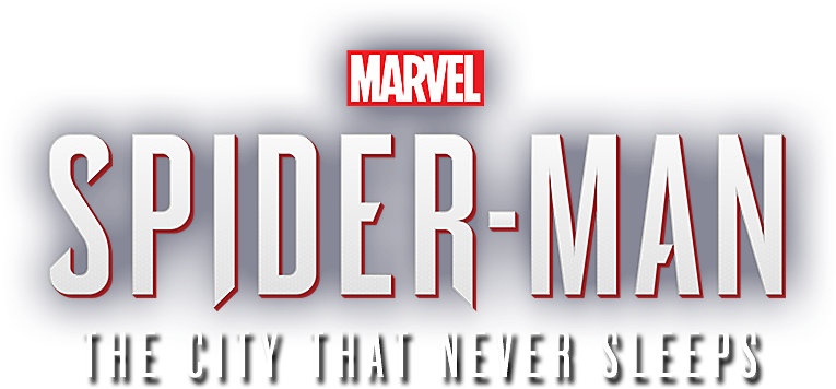 Marvel's Spider-Man The City That Never Sleeps logo