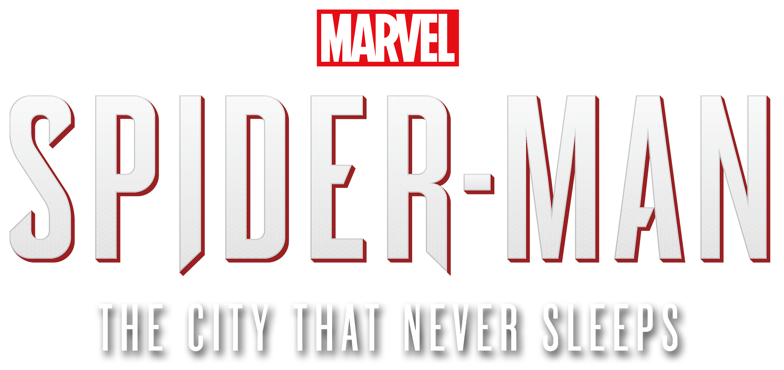 Marvel's Spider-Man: The City That Never Sleeps Logo