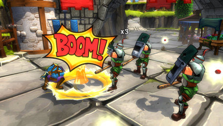 Masquerade: The Baubles of Doom Trailer Screenshot