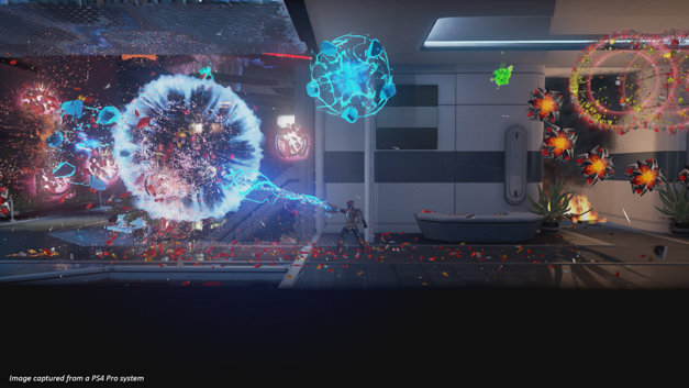 Matterfall Screenshot 1