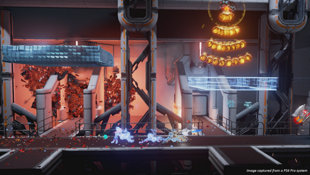 Matterfall Screenshot 2