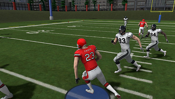 Maximum Football 2018 screenshot
